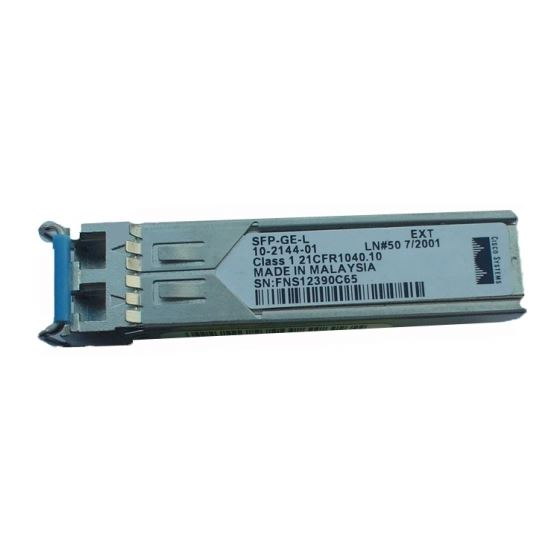 Cisco SFP-GE-L1000BASE-LX SFP