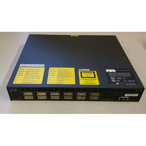 WS-C4912G 12-Port L2 1000Base-SX Catalyst SwichThe Catalyst® 4912G is a  12-port dedicated Gigabit Ethernet switch featuring high-performance Layer